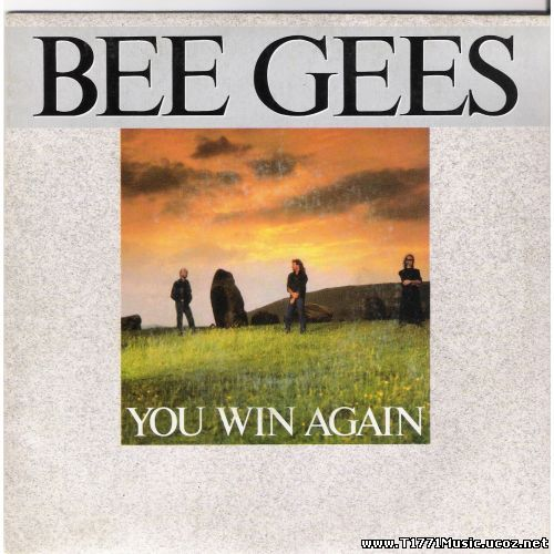 Retro Pop:: Bee Gees - You Win Again (1987) [Single]